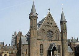 De Ridderzaal en het Binnenhof