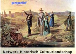 Landschap van genoegen. Netwerk historisch cultuurlandschap.