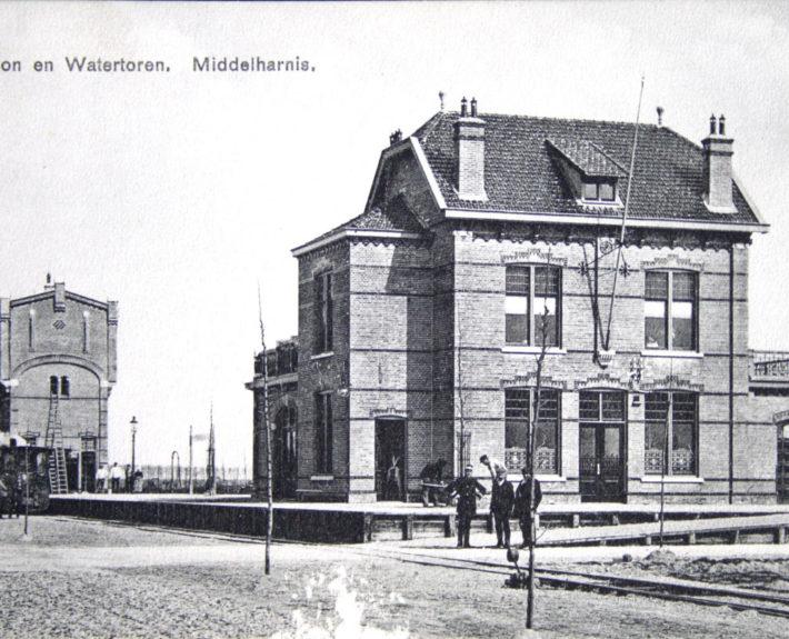 De tram op Goeree-Overflakkee I – Van het RTM-museum naar Middelharnis Haven