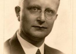 Professor Rudolph Pabus Cleveringa in Appingedam